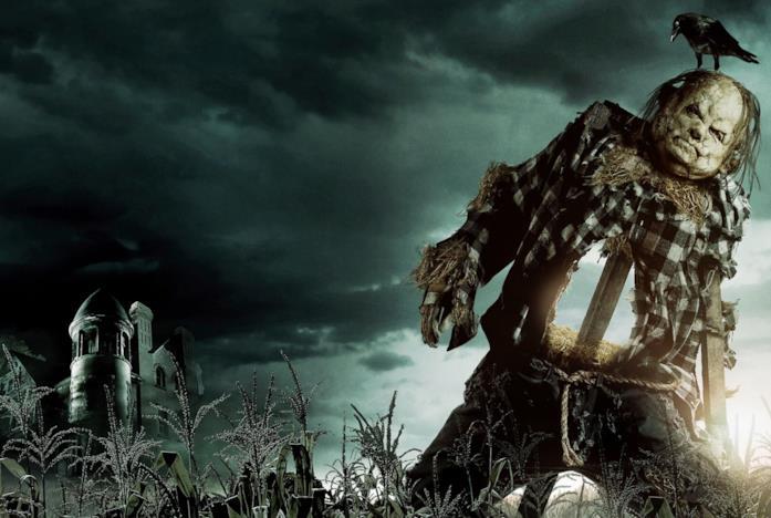 Lo spaventoso spaventapasseri di Scary Stories to Tell in the Dark