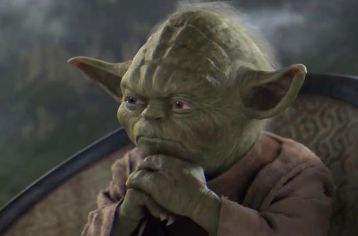 Yoda nella trilogia prequel