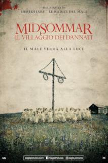 Poster Midsommar - Il villaggio dei dannati
