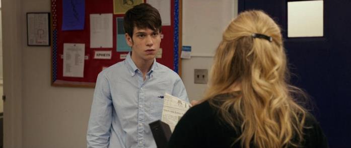 Liam James nel film commedia Speech & Debate