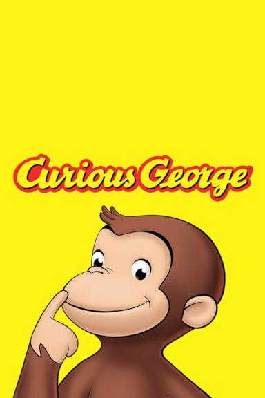 Poster Curioso come George
