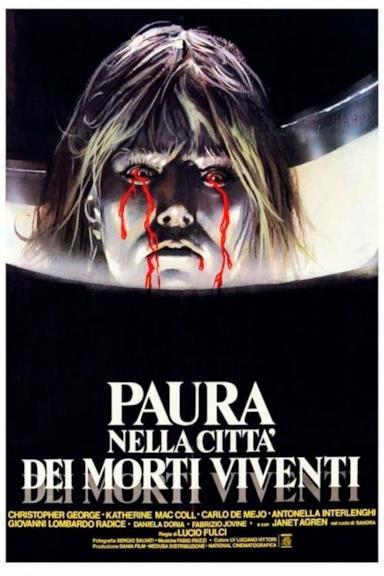 Poster Paura nella città dei morti viventi