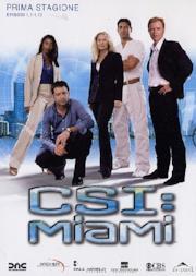 CSI MiamiStagione1