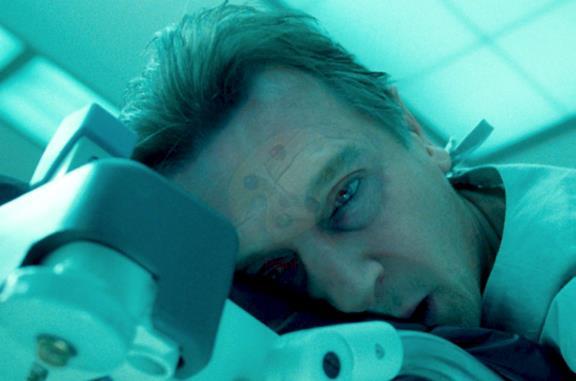 Liam Neeson in Unknown - Senza Identità