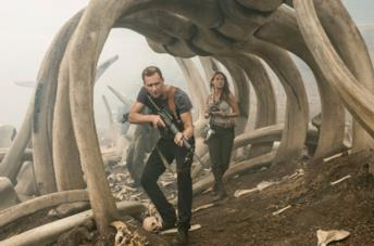 Kong: Skull Island, la (vera) scena post-credits con Tom Hiddleston