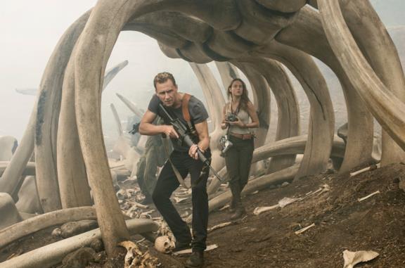 Kong: Skull Island, la (vera) scena post-credits con Tom Hiddleston