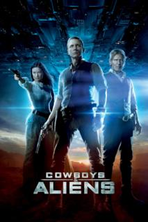 Poster Cowboys & Aliens