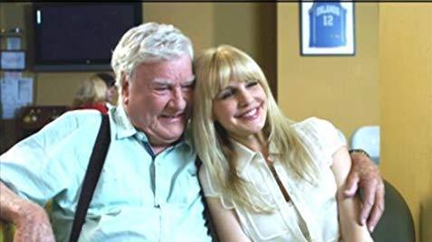 James Best in una scena del film Il lato dolce della vita