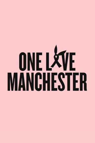 Poster One Love Manchester