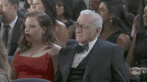 La reazione di Martin Scorsese allo show di Eminem