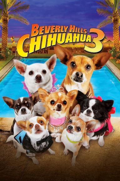 Poster Beverly Hills Chihuahua 3: Viva la Fiesta!
