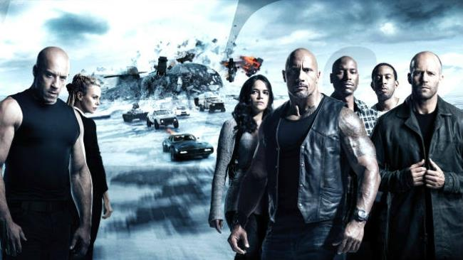 I protagonisti di Fast & Furious 8