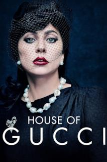 Poster House of Gucci