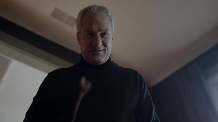 Un'immagine di Claudius Blossom in una scena di Riverdale