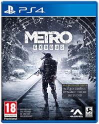 Metro Exodus Ps4- Playstation 4