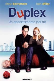 Poster Duplex - Un appartamento per tre
