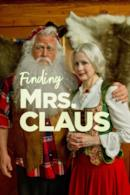 Poster Finding Mrs. Claus
