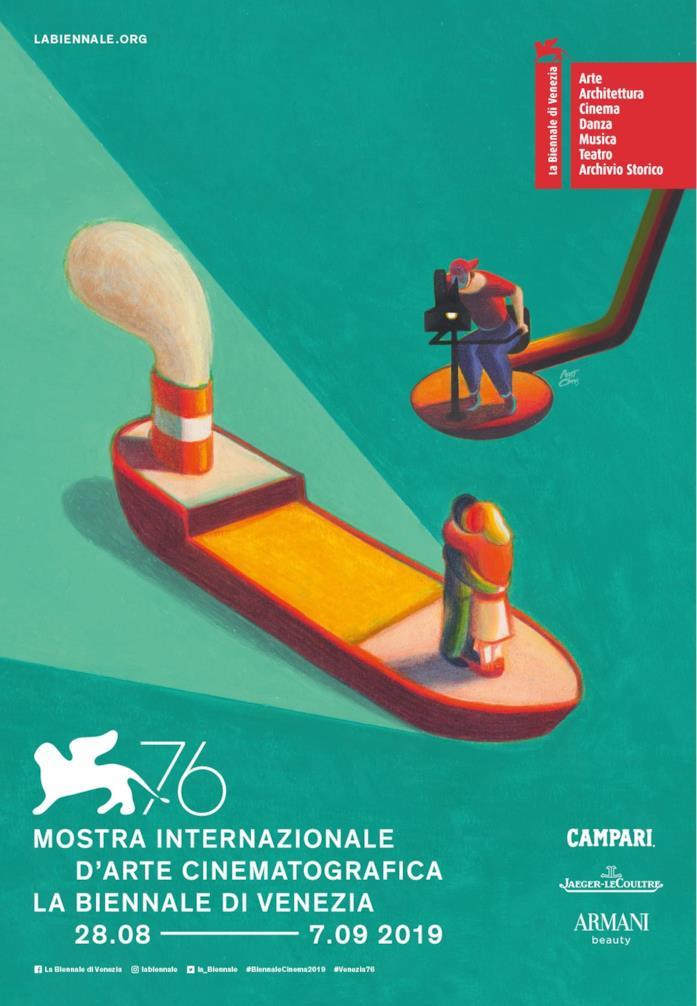 Il manifesto di Venezia 76