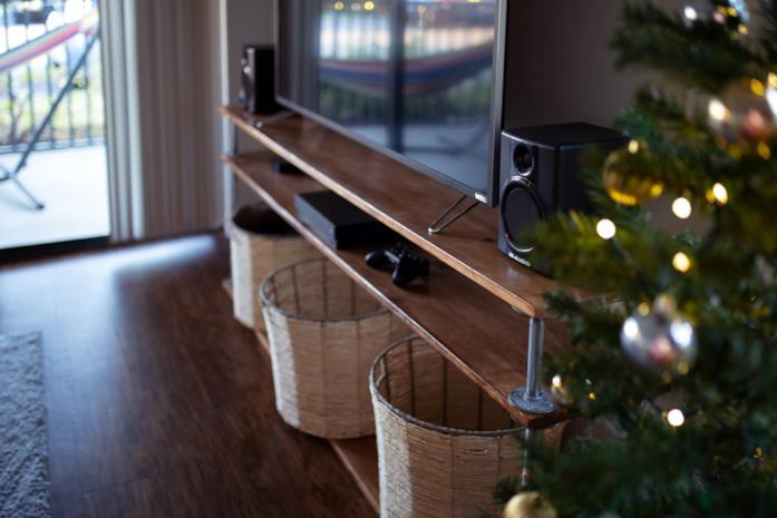 Natale in salotto