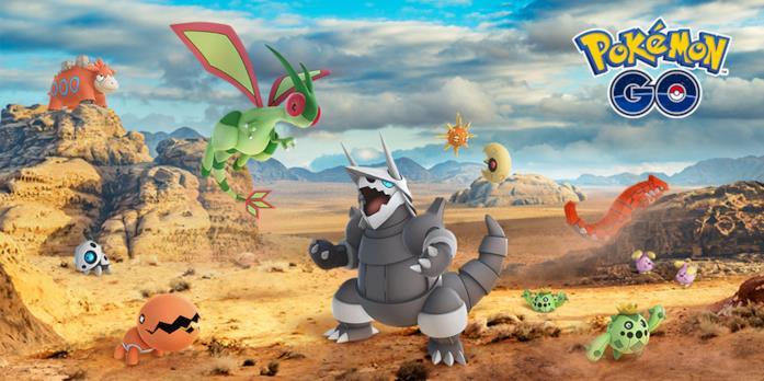23 nuovi Pokémon dalla regione di Hoenn in Pokémon GO