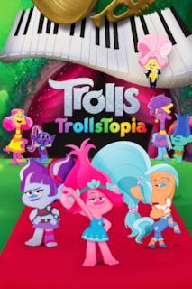 Poster Trolls: TrollsTopia