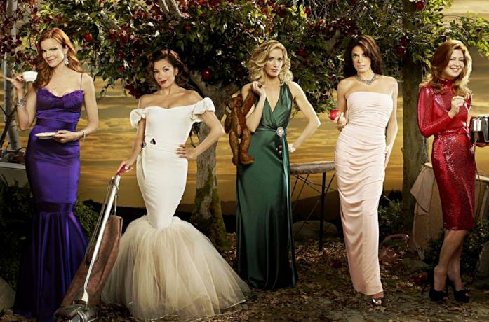Una foto delle Desperate Housewives