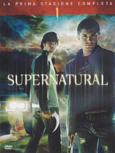 Cofanetto DVD di Supernatural- Stagione1