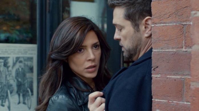 Matt e Angie sono i due protagonisti di Private Eyes