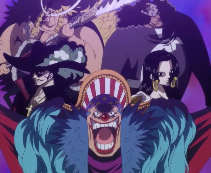 One Piece Shichibukai