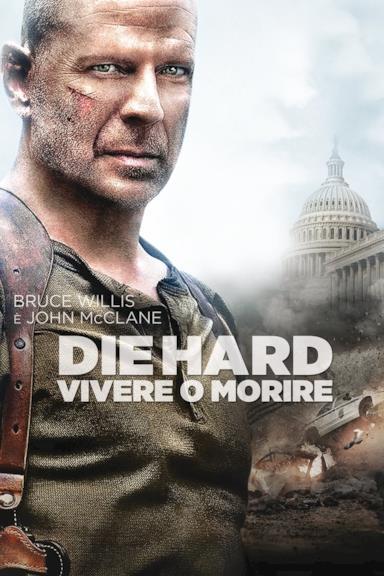 Poster Die Hard - Vivere o morire