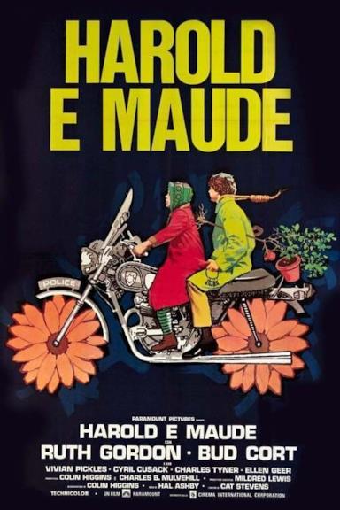 Poster Harold e Maude