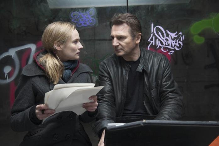 Diane Kruger e Liam Neeson