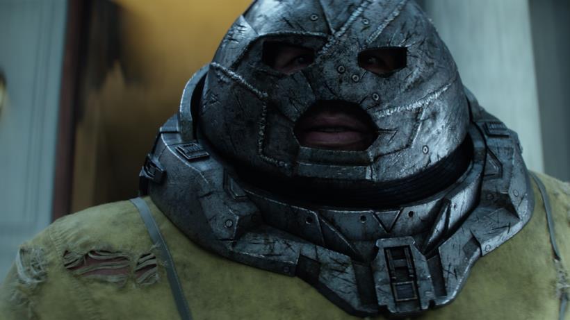 Fenomeno, villain a rischio spoiler di Deadpool 2