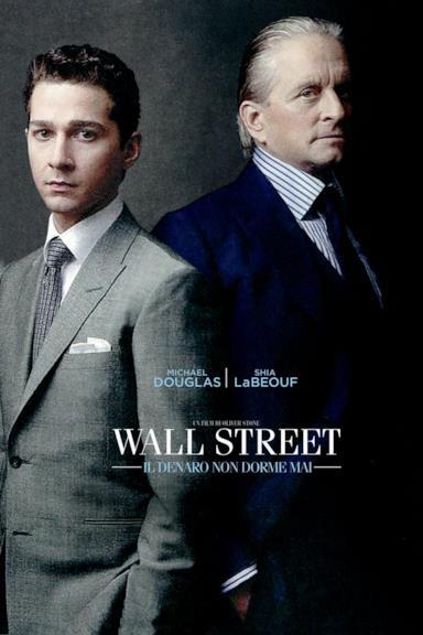 Poster Wall Street - Il denaro non dorme mai