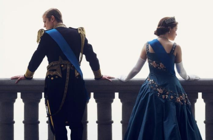 Il cast di The Crown