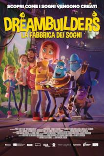 Poster Dreambuilders - La fabbrica dei sogni