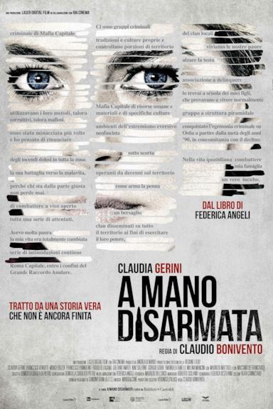 Poster A mano disarmata