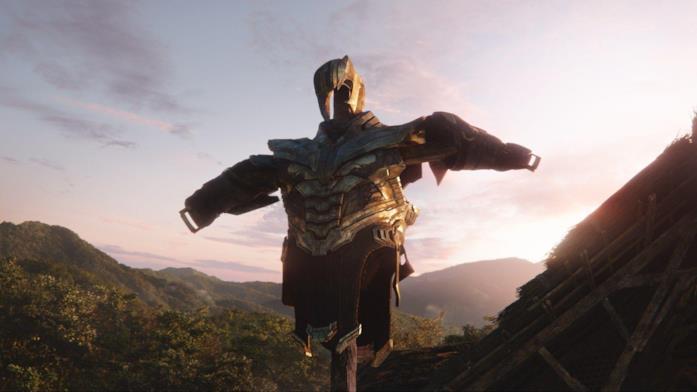 Armatura Thanos Avengers: Endgame
