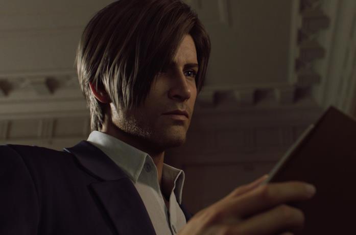Un'immagine di Resident Evil: Infinite Darkness