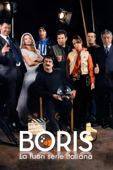 Poster Boris