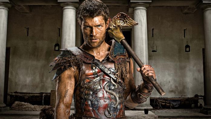 Spartacus e le serie bollenti da vedere
