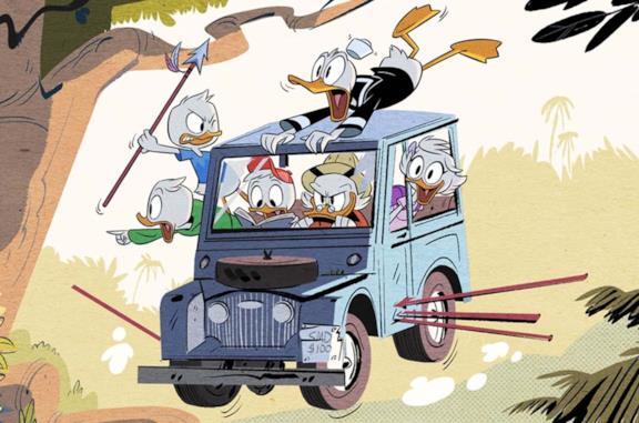 DuckTales (woo-oo!): dalla serie originale al reboot