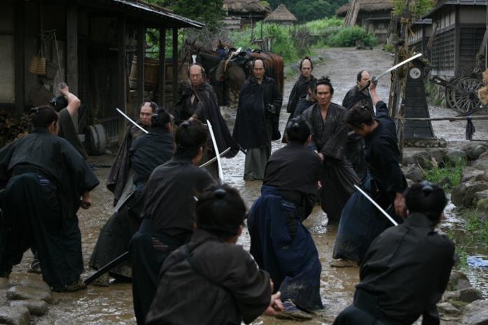 13 Assassins samurai film