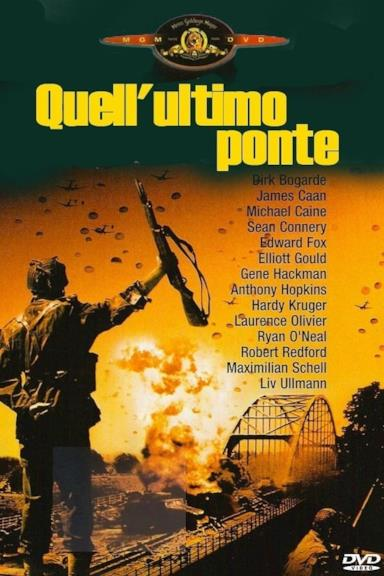 Poster Quell'ultimo ponte