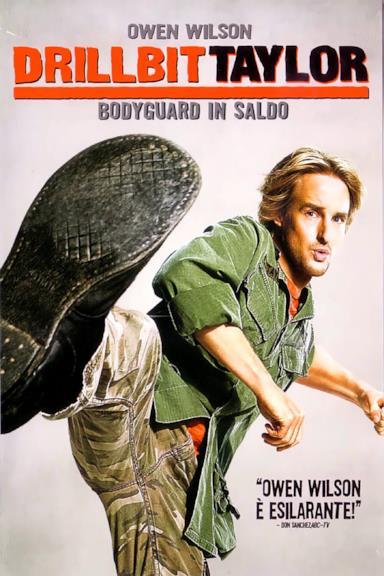 Poster Drillbit Taylor - Bodyguard in saldo