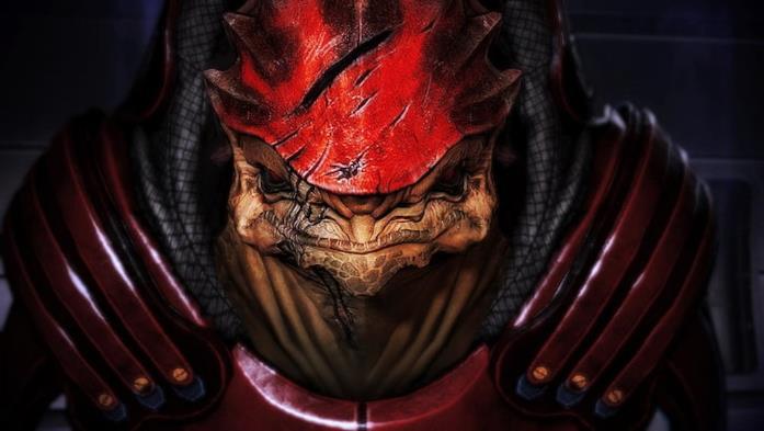 I Krogan di Mass Effect