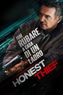 Poster Honest Thief