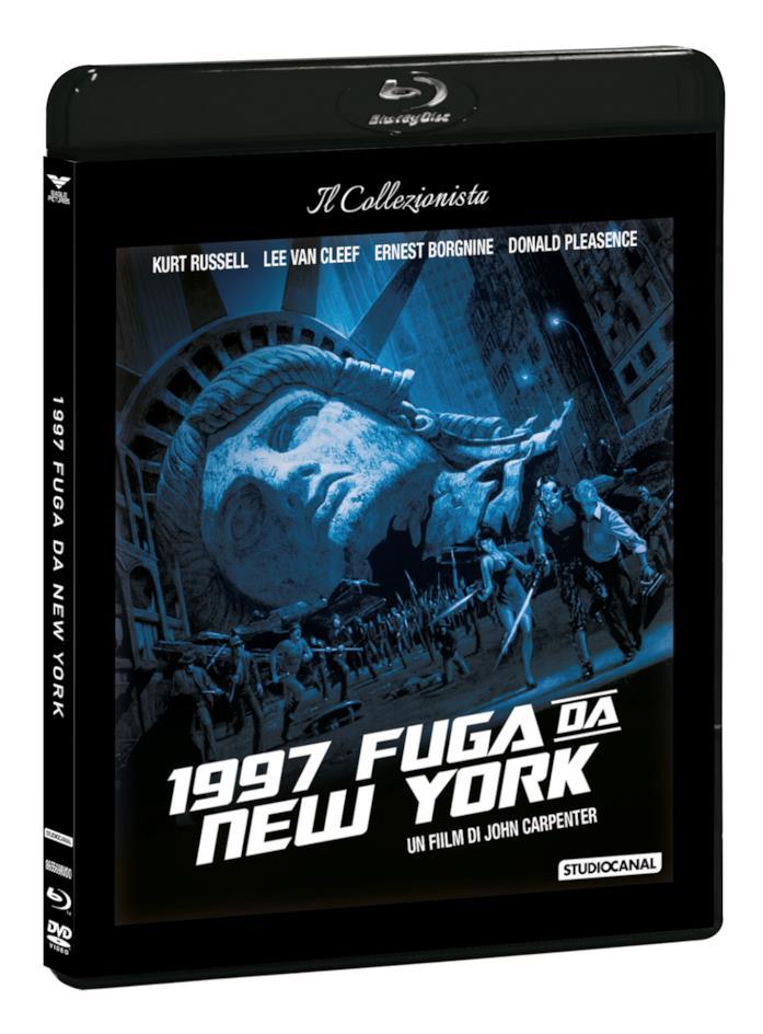 1997: Fuga da New York  - Home Video