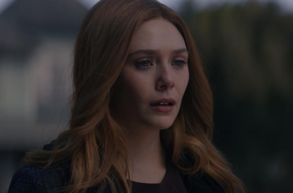 Un'immagine di Wanda
