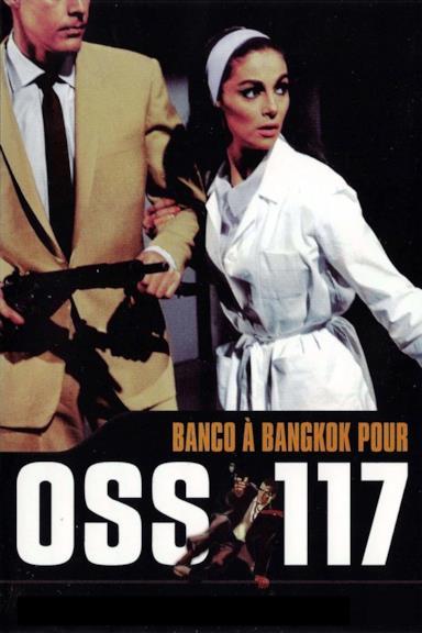 Poster Banco à Bangkok pour OSS 117